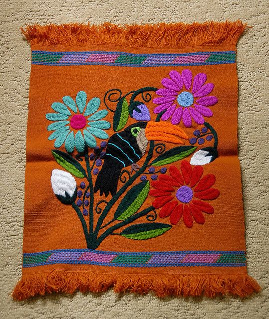 Mexican embroidery mexicans and on pinterest