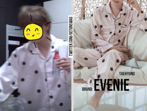 Pajamas, Sleepwear etc