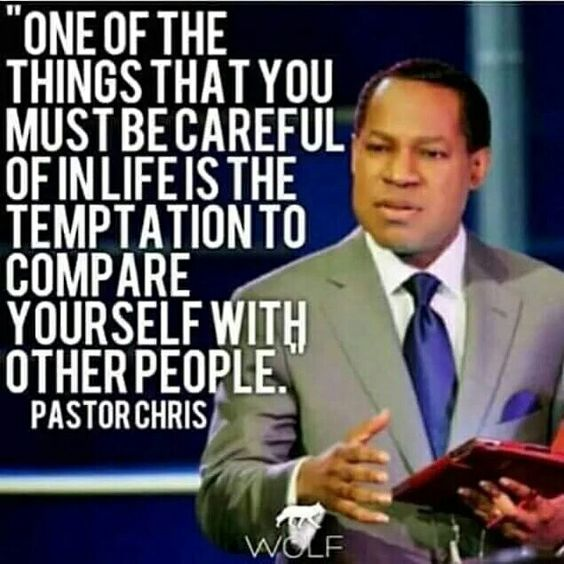 c8d9b9112dc347c675f6a7e6cf1f78cc - Pastor Chris Quotes That would Inspire Your Day