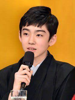 会見でも堂々とした八代目市川染五郎のかっこいい画像