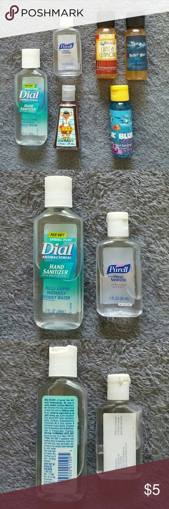 Mini Hand Sanitizer Set Cases This Hand Sanitizer Set Includes