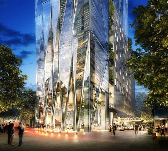 Torre Reforma 432 - Rojkind Architects