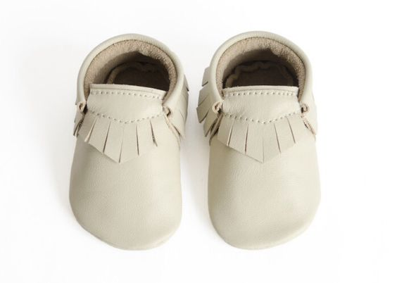 Traditional leather baby & toddler moccasins, is crome free and baby safe. These shoes are handmade in uk, you can buy them at www.amyandivor.com and they have many other colors