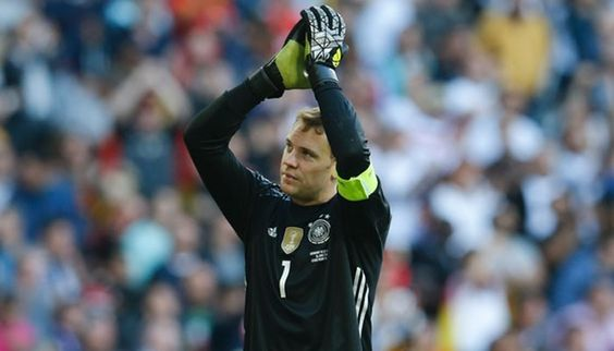 Manuel Neuer! Germanys safe hands becomes new die Mannschaft captain #FCBayern  Manuel Neuer! Germanys safe hands becomes new die Mannschaft captain  Berlin: Manuel Neuer succeeds Bastian Schweinsteiger as Germany captain having already served his apprenticeship in charge of die Mannschaft on the big stage.  Neuer donned the captains armband for all of Germanys Euro 2016 matches apart from the semi-final defeat when Schweinsteiger made his only start of the tournament.  Even when…