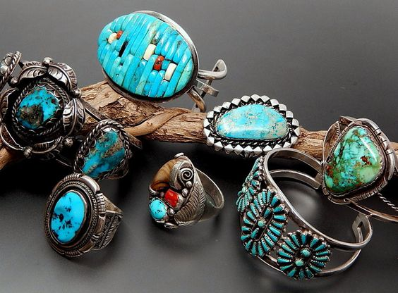 Share our passion for the Native American Jewelry. Visit our online store goldstreamboutique.com
