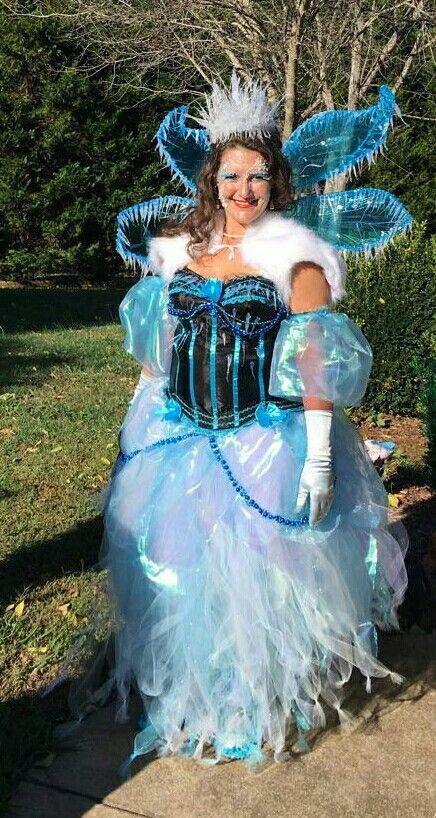 Ice fairy queen