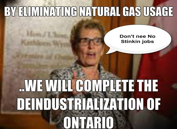 Wynne, the Master of your Destruction #onpoli