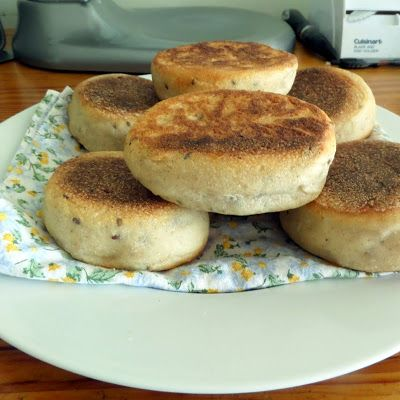 Multigrain English Muffins (Sourdough) | Recipe | Muffins, English and ...