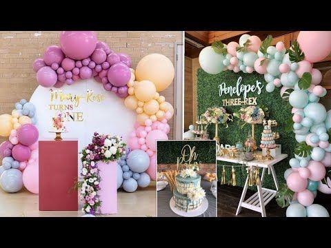 اعيادميلاد للبنات لعمر فوق 15 Some Birthdays Parties For Girls Whom Are In Plus 15 Youtube Table Decorations Decor Birthday