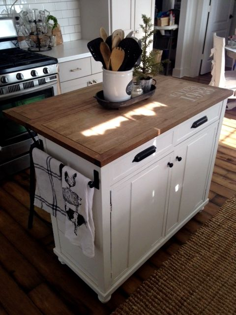 Pin By Ana M On For The Home In 2020 With Images Kitchen Island Makeover Home Kitchens