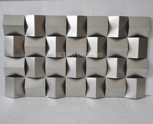 Square Metal Wall Art incas metal wall art [wa006] - $59.00 :   garden   pinterest