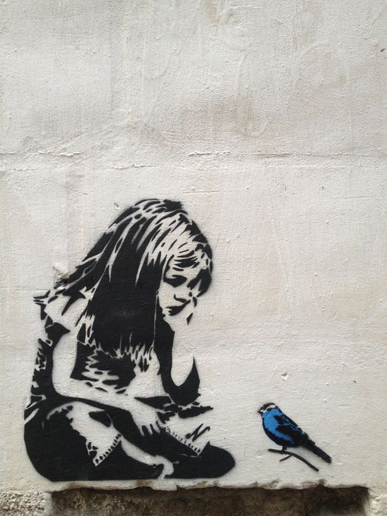 Banksy speaks to my soul
