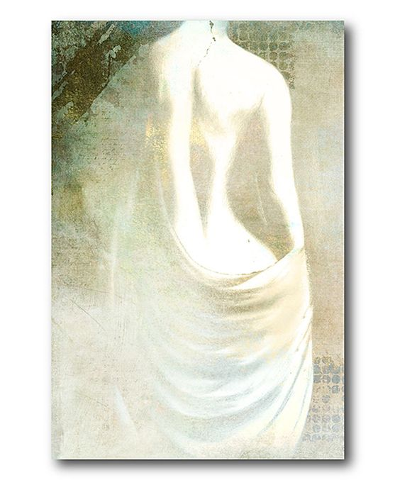Loving this 'Ageless' Canvas Wrapped Canvas on #zulily! #zulilyfinds