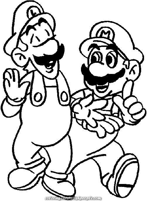 Breathtaking Tremendous Mario Galaxy 2 Printable Coloring Pages Super Mario Coloring Pages Mario Coloring Pages Disney Coloring Pages