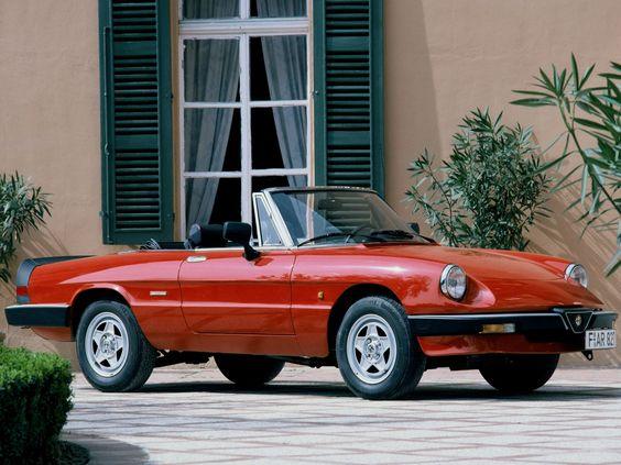 1986 Alfa Romeo Spider 2.0 (Series 3)