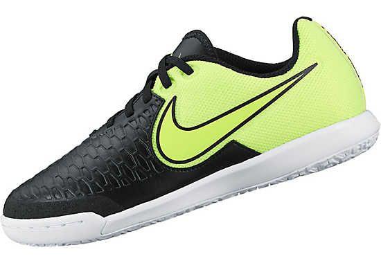 Nike Kids MagistaX Pro IC - Black & Volt | SoccerMaster.com