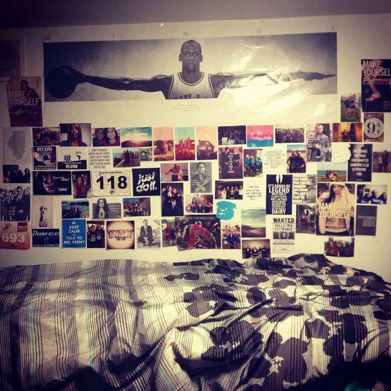 Dorm Room Wall Home Decor Ideas Pinterest Dorm Room Walls
