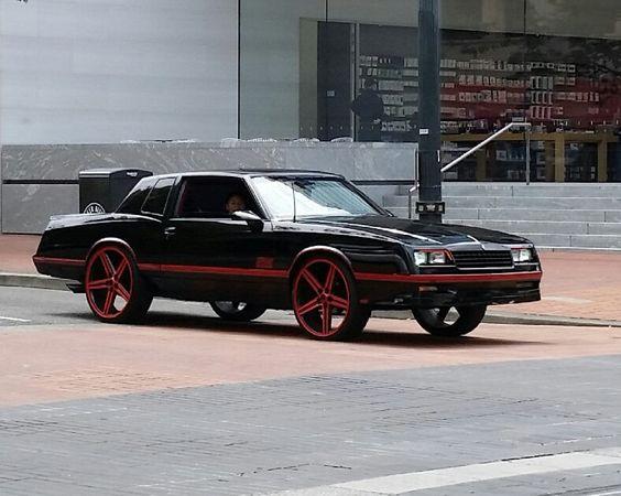 Chevrolet Monte Carlo Monte Carlo And Photos On Pinterest