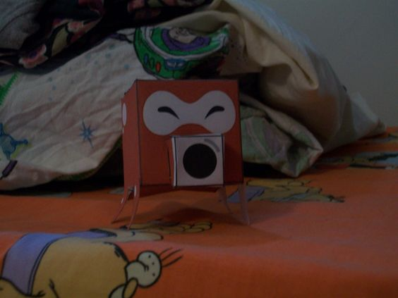 Octorok Cubeecraft