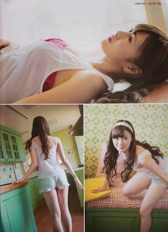 Nogizaka no Uta: ENTAME 2014.06 - Shiraishi Mai