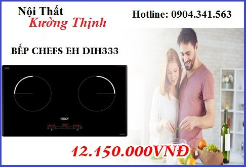 Giá bán của bếp từ Chefs EH DIH333 mới nhất hôm nay