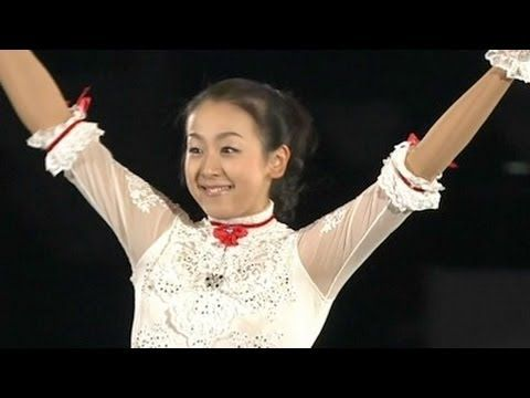 Mao Asada at NHK Trophy Exhibition Gala- Universal Sports