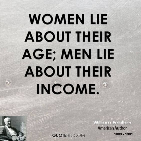 More William Feather Quotes On Www.quotehd.com   #quotes #age #income #lie  #men #women | Age Quotes | Pinterest | Feather Quotes, William Feather And  Quote ...
