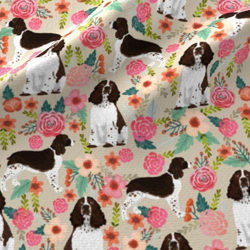 Cocker Spaniel Black Dog Socks