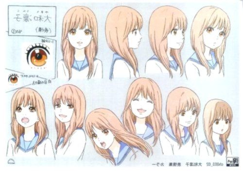 Unkoer Character Design References Www Facebook Com Www Pinterest Anime Character Design Anime Faces Expressions Character Design Girl