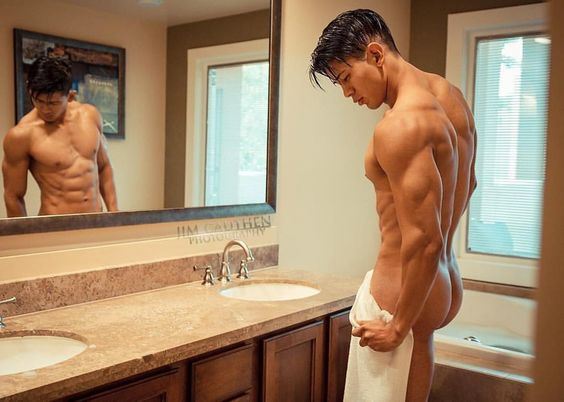 Asian Males : Photo