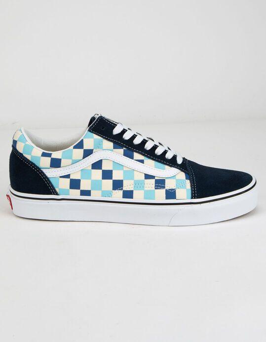 buy \u003e vans checkerboard blue topaz, Up