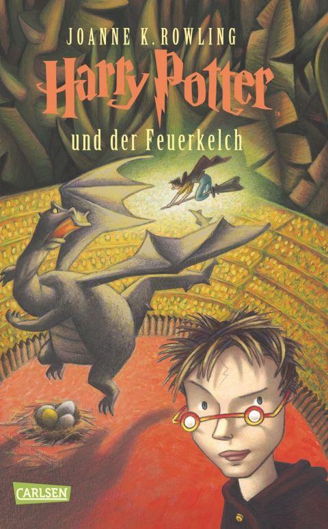 Harry Potter und der Feuerkelch I Band 4 I Joanne K. Rowling