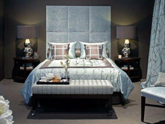 décoratio chambre à coucher chic et classe | Chambre | Pinterest