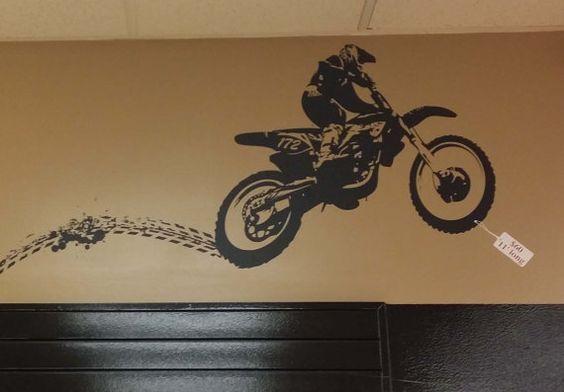 Motor Cross, Motorcycle Art Print, Supercross, Dirt Bike Decor, Motorcycle  Decor, Dirt Bike Wall Art, Motorcycle Gift, KTM, Black, Orange | Pinterest  ...