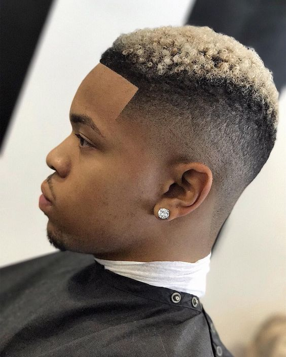 Pin On Black Men S Haircuts