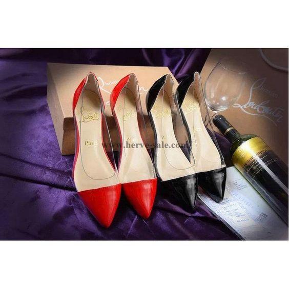 Herve Leger Noir Broderie col rond Christian Louboutin Femmes Suede Dress Sexy HL174LB cuir 35-41 85mm ou 11cm Heels Pompes CL2015062708 (3 couleurs )