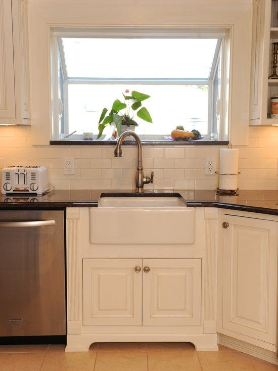 Small Apron Front Sink : ... more faucets apron front sink projects subway tiles aprons tile sinks