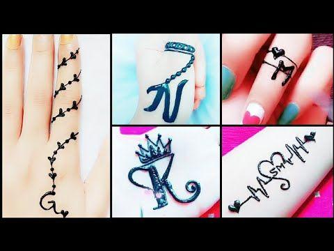 اجمل رسومات حنة سهلة بسيطة رسومات تاتو جديدة موضة2019 ناعمة رقيقة سمبل Youtube Mehndi Designs For Beginners Art Drawings Sketches Simple Triangle Tattoo
