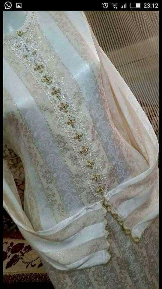 على توب جوهرة وبأكثر من لون موديلات فاخرة بالراندة المغربية Moroccan Dress Arabic Dress Fashion