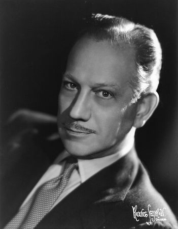 Melvyn Douglas photos, including production stills, premiere photos and other event photos, publicity photos, behind-the-scenes, and more.  Photo by Maurice Seymour - © 1978 Maurice Seymour - Image courtesy mptvimages.com       Names: Melvyn Douglas; Melvyn Douglas 6/1/54