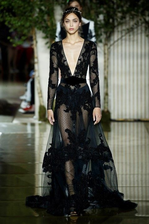 Zuhair Murad Haute Couture Fall/Winter 2017-2018 Collection