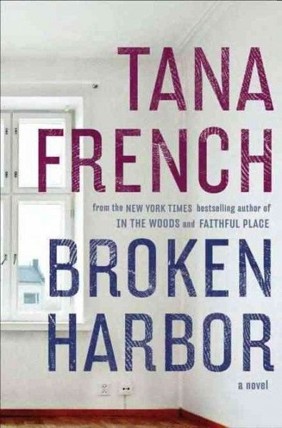 Broken Harbor by Tana French. In the aftermath of a brutal attack that left a woman in intensive care and her husband and young children dead, brash cop Scorcher Kennedy and his rookie partner, Richie, struggle with perplexing clues and Scorcher's haunting memories of a shattering incident from his childhood. By the Edgar Award-winning author of In the Woods.