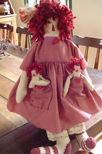 Boneca Annie.....