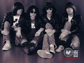 Metalpaper: Ramones