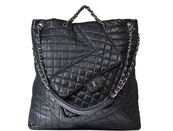 Chanel - Karl Lagerfeld Cabo Handbag - Black