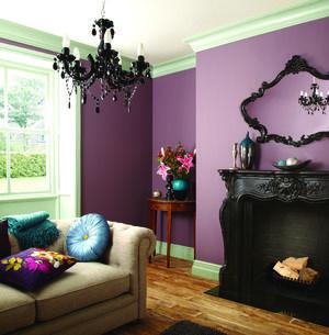 wickes living room wallpaper