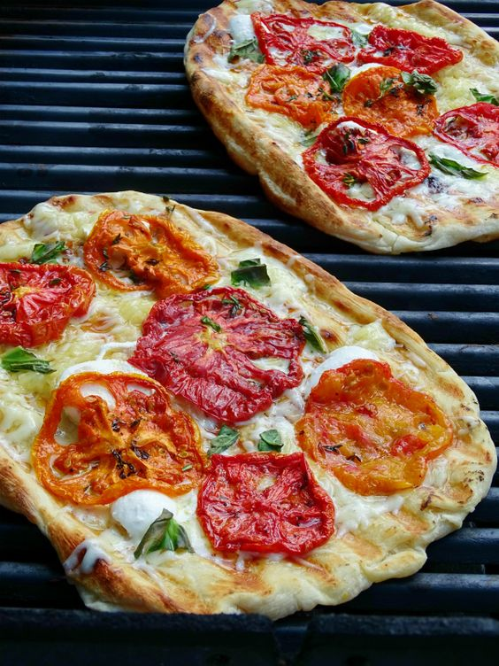 Roasted tomatoes, Slow roasted tomatoes and Grilled pizza on Pinterest