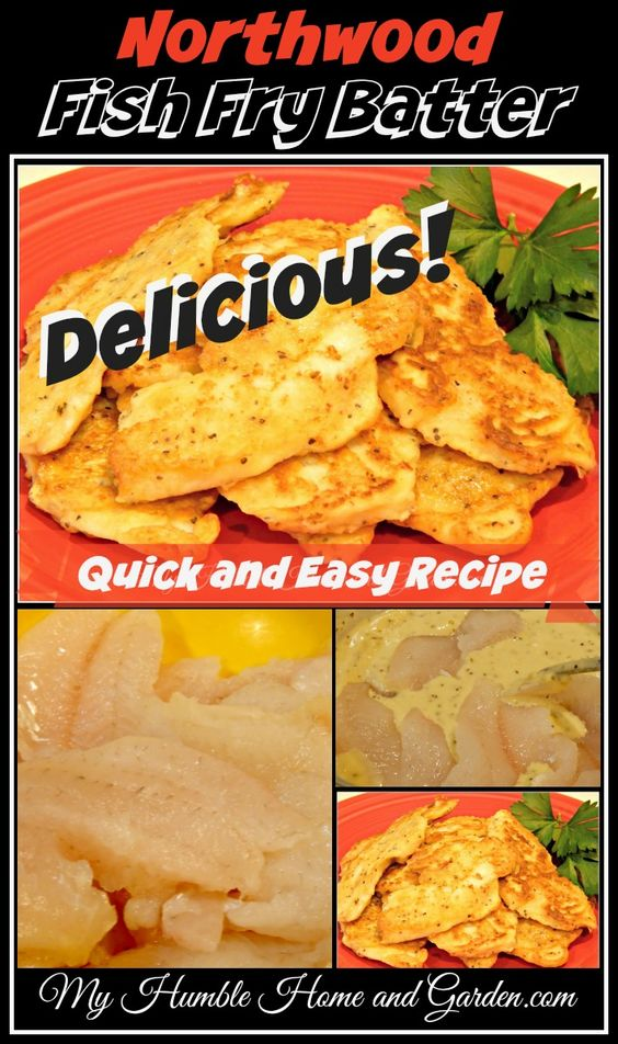 Northwood fish fry batter and the o 39 jays on pinterest for Fish fry batter recipe