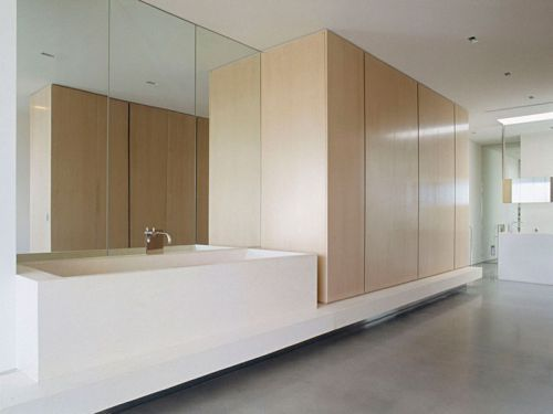 Fantastic bathroom - Ross Street Residence, Melbourne