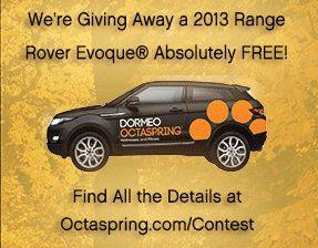 2013 #RangeRover #Evoque #Contest #Car #Giveaway